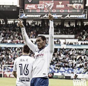 Fotos e imágenes del Real Zaragoza 2-0 Elche CF, de la 11ª jornada de Segunda División