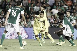 Real Betis 1-1 Villarreal: Soldado off the mark but Betis earn a controversial point