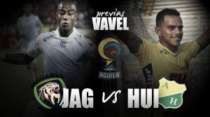 Jaguares - Atlético Huila: Duelo inédito en el territorio cordobés