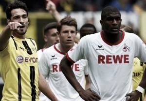 Dortmund y Colonia firman tablas en el cierre de la bundesliga