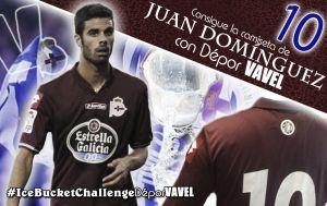 Mójate con VAVEL por la ELA y consigue la camiseta de Juan Domínguez