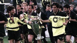 Champions League 1996/97: el año que Europa se tiñó de amarillo