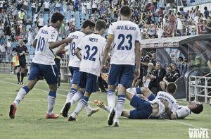 Fotos e imágenes del Real Zaragoza 1-0 Deportivo Alavés, de la quinta jornada de Segunda División