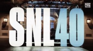 'Saturday Night Live' celebra su 40 cumpleaños