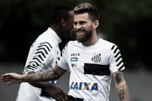 Convocado para Seleção, Lucas Lima deve desfalcar Santos por três jogos