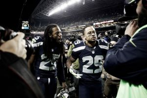 Sherman y Thomas entre algodones hasta la Super Bowl