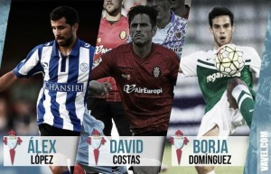 Los Erasmus de A Madroa: Álex López reapareció ante el Derby County