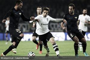 Vitória de Guimarães duerme líder tras remontar a Moreirense