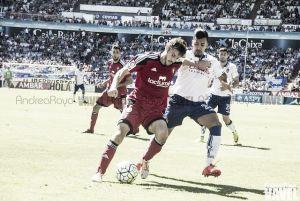 Fotos e imágenes del Real Zaragoza 0-1 CA Osasuna, de la quinta jornada de Segunda División