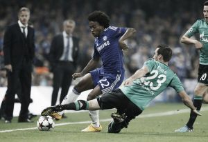 El Chelsea perdona en Stamford Bridge