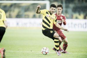 El Borussia de Dortmund despierta a tiempo