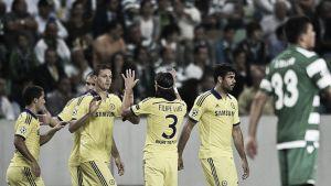 La pegada del Chelsea puede con un gran Rui Patricio