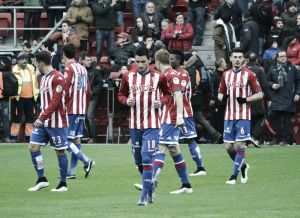 Real Valladolid – Real Sporting de Gijón: puntuaciones del Sporting, jornada 27 de la Liga Adelante