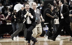 Chris Beard leaves UNLV to become the head coach of Texas Tech