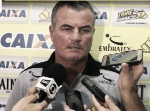 Mazola Júnior teme desequilíbrio emocional após expulsões contra Atlético-GO