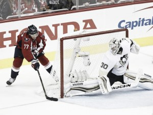 Score Washington Capitals - Pittsburgh Penguins in 2016 NHL Playoffs