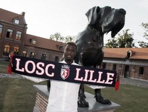 Após Luiz Araújo, Lille anuncia contratações dos jovens Nicolas Pépé e Kouakou Koffi