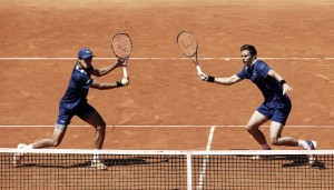 ATP Rome: Herbert/Mahut defeat the Bryan Bros to advance to first final of the year