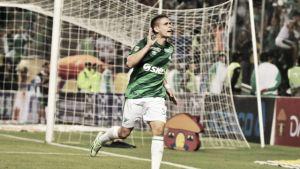 """Rafaél Santos Borré: """"En casa tenemos la clasificación de los ocho"""""""