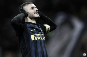 El Inter reacciona ante una Fiorentina bipolar