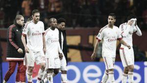 Gaitán no bastó en la derrota del Benfica ante el Galatasaray