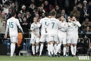 Operación blanca: cuartos de final de la Champions League