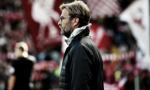 """Klopp: """"Si el domingo tenemos puntos necesarios, será que merecemos jugar la Champions"""""""