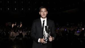 Eden Hazard, nombrado Mejor Jugador de la Temporada del Chelsea