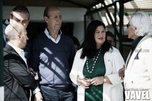"""Ana María Macías: """"Nuestro objetivo deportivo será dar un salto y estar en los playoffs de ascenso"""""""