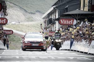 Majka también sabe ganar en los Pirineos