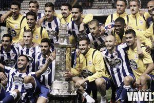 Fotos e imágenes de la final del Teresa Herrera: Deportivo de la Coruña - Sporting de Gijón