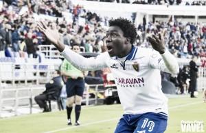 Fotos e imágenes del Real Zaragoza 3-1 AD Alcorcón, jornada 35 de Segunda División