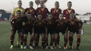 Nahikari García marca en el debut de España en el Europeo Sub-19