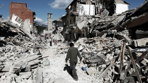 Italian football to have minute silence for earthquake victims