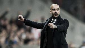 """Pep Guardiola: """"Estamos en la siguiente ronda, lo hemos merecido"""""""