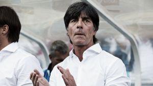 "Joachim Löw: ""Ha sido un año duro"""