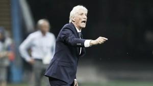 """Pékerman: """"Queremos seguir en el Mundial, vinimos acá con esa intención"""""""