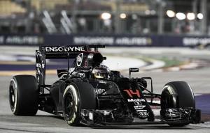 Fernando Alonso continúa confiando en Mclaren