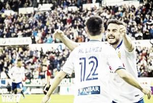 Fotos e imágenes del Real Zaragoza 2-0 Bilbao Athletic, jornada 37 de Segunda División