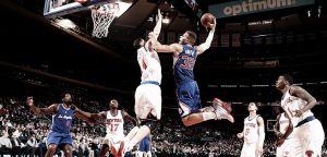 Los Clippers no encuentran rival en el Madison