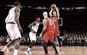 Los Knicks no levantan cabeza