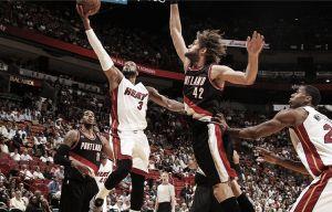 Miami y Wade quieren los playoffs