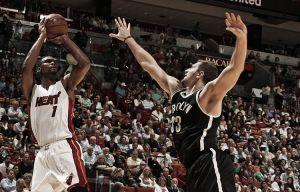 Bosh y Wade reinan en Miami