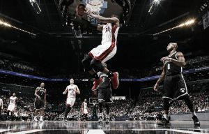 Miami y Wade asaltan Brooklyn