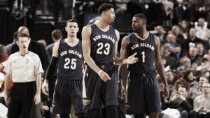 Con Anthony Davis todo es posible