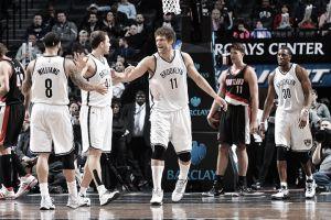 Brooklyn no se quiere perder los playoffs