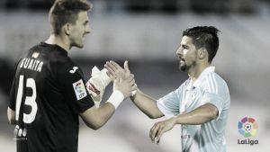 Celta - Getafe: puntuaciones del Celta, jornada 7 de la Liga BBVA
