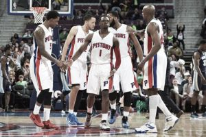 Detroit supera a los Grizzlies seis años después