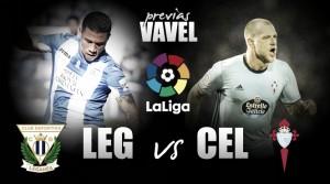 Previa CD Leganés - Celta de Vigo: cura para la resaca