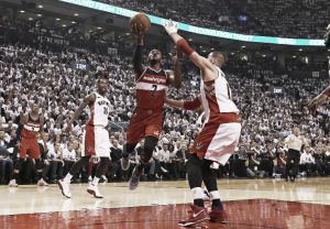 Wall y los Wizards reinan en el norte